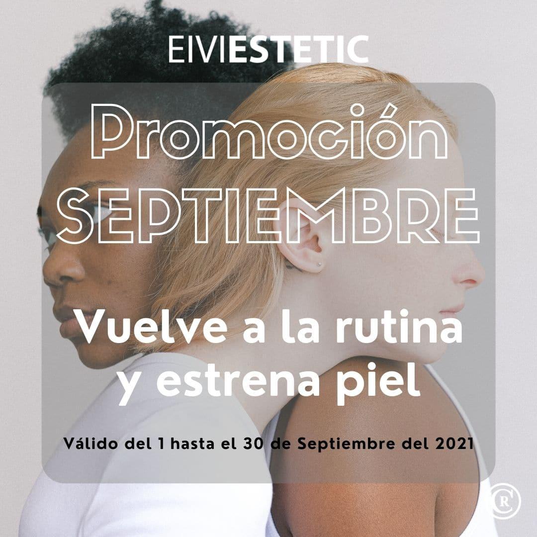 PROMOCIONES septiembre en Eiviestetic 1