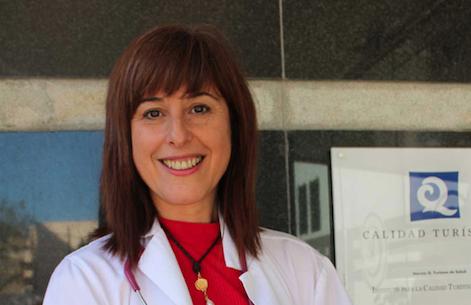 Doctora Asunción Pablos