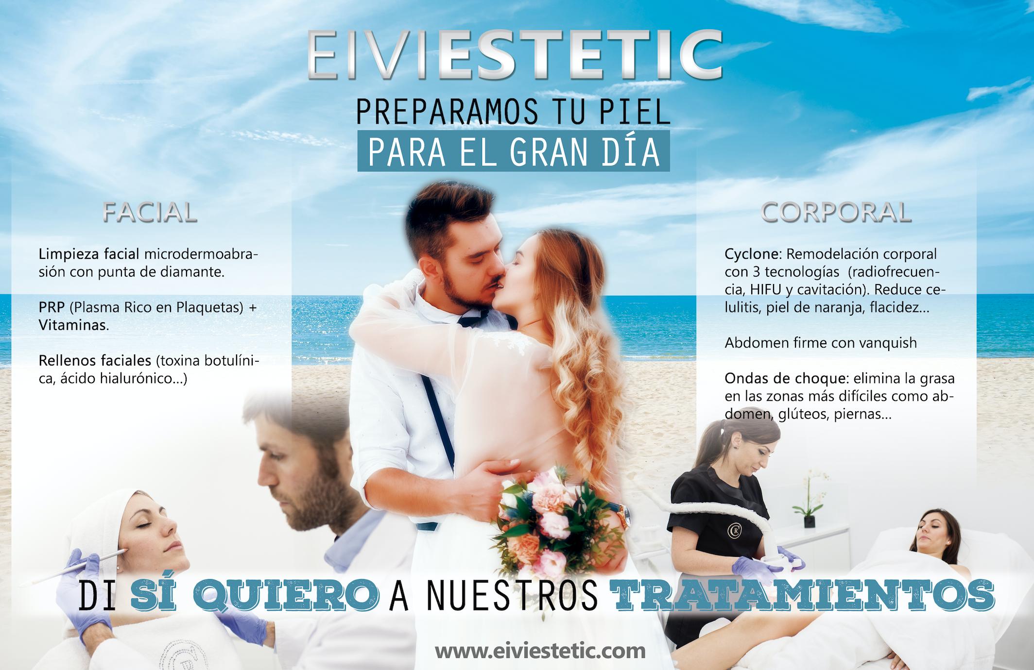 Tratamientos pre-boda