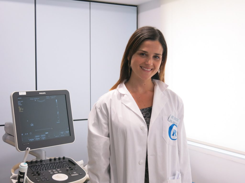 Doctora Marta Recio