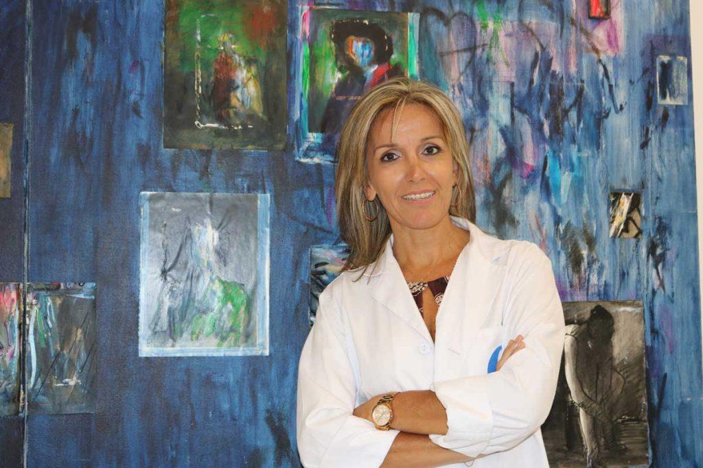 Doctora Gema Rodríguez