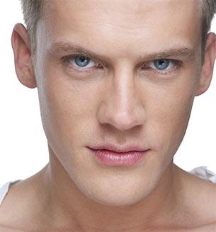 depilación laser para el hombre barba